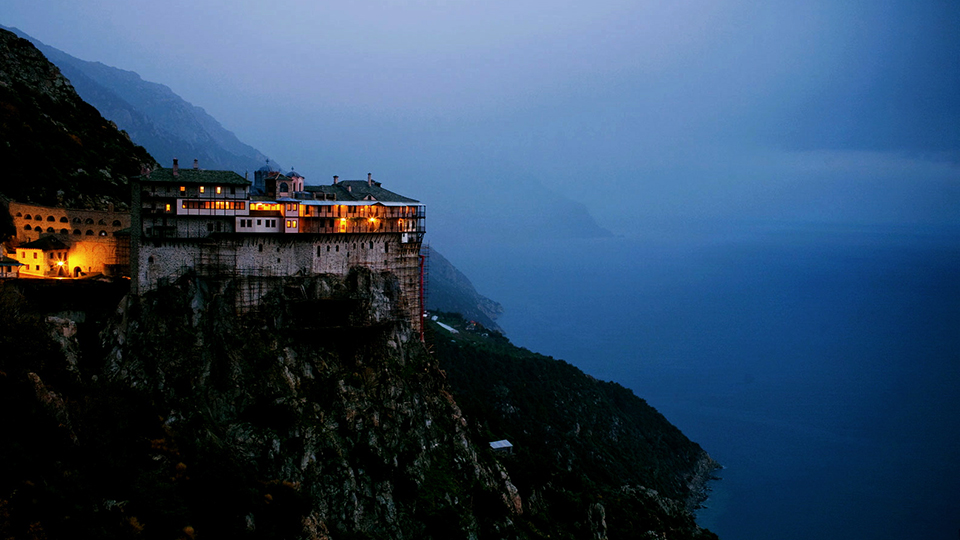 Cruise to Mount Athos