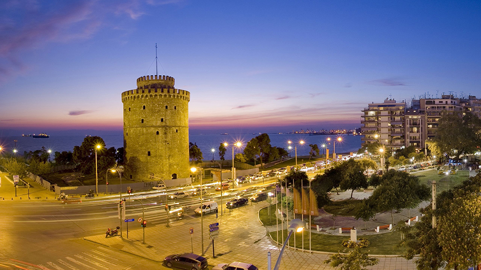 Thessaloniki, Greece's second biggest city